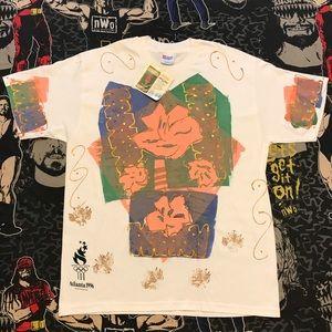 Vintage 96' Atlanta Olympics T-Shirt NWT